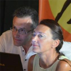 DJ Larisa Rogushkina & DJ Kirill Ryabkov