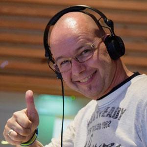 DJ Hans Peter Salzer